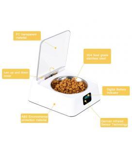 Reedog Senza Basic samonavíjecí vodítko S 12kg / 5m lanko / zelené