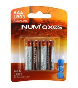 Baterie Num Axes AAA 4ks