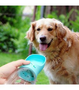 Petkit One Touch cestovní láhev pro psy 400ml