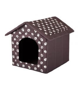 Domeček pro psa Reedog Brown Paw