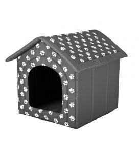 Domeček pro psa Reedog Grey Paw