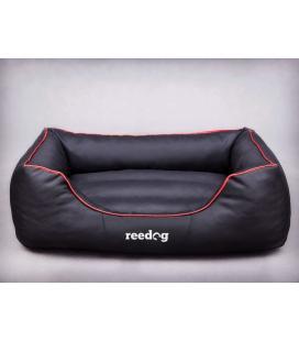 Pelíšek pro psa Reedog Black & Beige Perfection