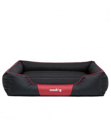 Pelíšek pro psa Reedog Black & Red Tommy