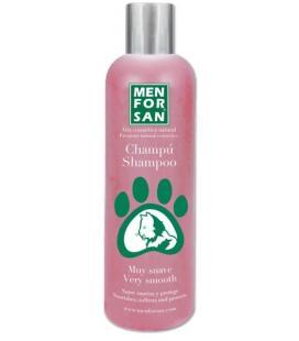 Menforsan velmi jemný šampon pro kočky 300ml