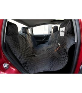 Reedog ochranný potah do auta pro psy na zip - černý