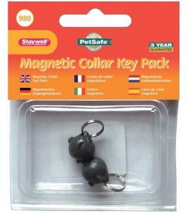 2 magnetické klíče pro dvířka Staywell 400 a 900