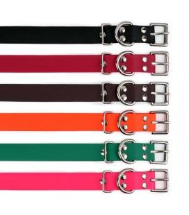 Obojek pro psa E-collar 2,5 x 75 cm - biothan