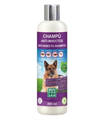 Menforsan přírodní repeletní šampon pro psy s nimbovým olejem 300ml