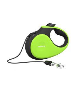 Reedog Senza Premium samonavíjecí vodítko S 12kg / 5m lanko / zelené