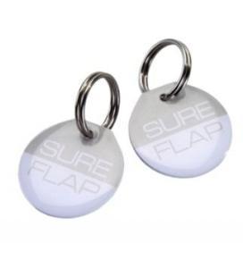 2ks RFID známek na obojek pro dvířka SureFlap